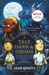 Jacket Image For: A tale dark & Grimm