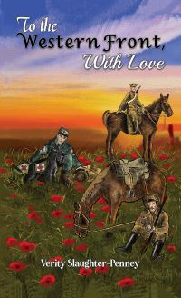 Jacket Image For: To the western front, with love