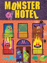 Jacket Image For: Monster Hotel