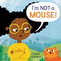 Jacket Image For: I'm not a mouse!