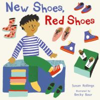 Jacket Image For: New shoes, red shoes