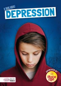 Jacket Image For: A book about depression