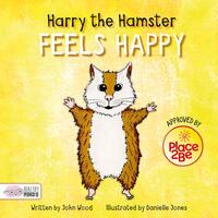Jacket Image For: Harry the hamster feels happy