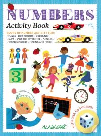 Jacket Image For: Numbers Activity Book