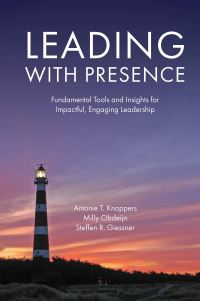 Jacket image for Leading with Presence