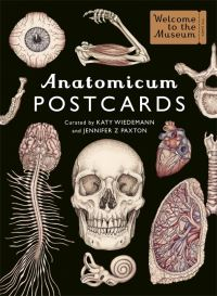 Jacket Image For: Anatomicum Postcard Box