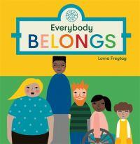 Jacket Image For: Everybody belongs