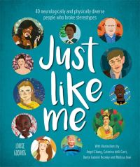 Jacket Image For: Just like me
