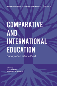 Jacket image for Comparative and International Education