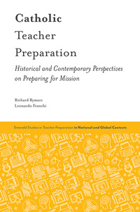 Jacket image for Catholic Teacher Preparation