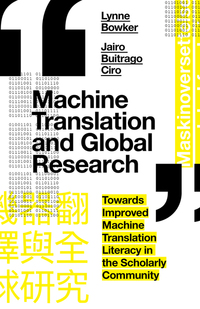 Jacket image for Machine Translation and Global Research