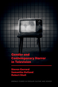 Jacket image for Gender and Contemporary Horror in Television