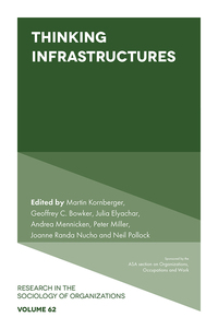 Jacket image for Thinking Infrastructures