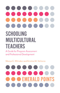 Jacket image for Schooling Multicultural Teachers