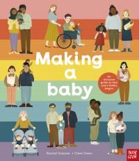Jacket Image For: Making a baby