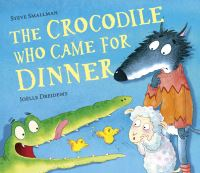 Jacket Image For: The crocodile who came for dinner