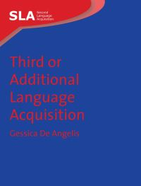 Jacket Image For: Third or Additional Language Acquisition