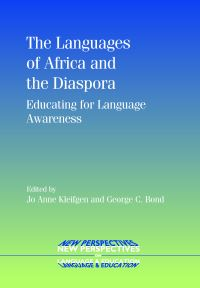 Jacket Image For: The Languages of Africa and the Diaspora
