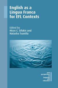 Jacket Image For: English as a Lingua Franca for EFL Contexts