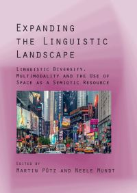 Jacket Image For: Expanding the Linguistic Landscape