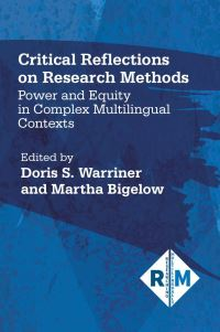 Jacket Image For: Critical Reflections on Research Methods