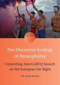 Jacket Image For: The Discursive Ecology of Homophobia