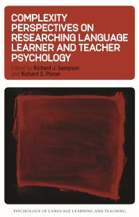Jacket image for Complexity Perspectives on Researching Language Learner and Teacher Psychology