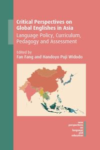 Jacket Image For: Critical Perspectives on Global Englishes in Asia