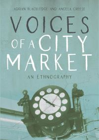 Jacket Image For: Voices of a City Market
