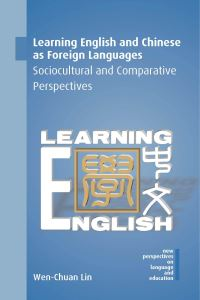 Jacket Image For: Learning English and Chinese as Foreign Languages