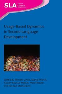 Jacket image for Usage-Based Dynamics in Second Language Development