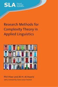 Jacket Image For: Research Methods for Complexity Theory in Applied Linguistics