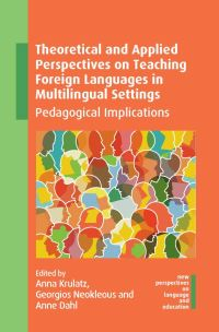 Jacket Image For: Theoretical and Applied Perspectives on Teaching Foreign Languages in Multilingual Settings