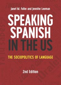 Jacket Image For: Speaking Spanish in the US