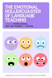 Jacket Image For: The Emotional Rollercoaster of Language Teaching