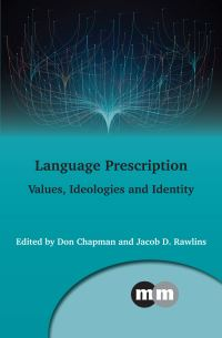 Jacket Image For: Language Prescription