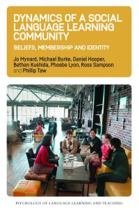 Jacket image for Dynamics of a Social Language Learning Community