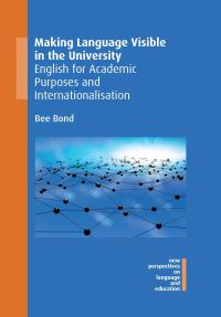 Jacket Image For: Making Language Visible in the University