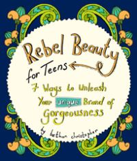 Jacket Image For: Rebel beauty for teens