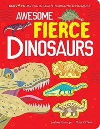 Jacket Image For: Awesome fierce dinosaurs