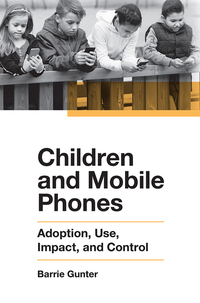 Jacket image for Children and Mobile Phones