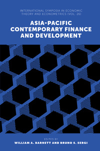 Jacket image for Asia-Pacific Contemporary Finance and Development