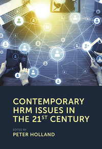 Jacket image for Contemporary HRM Issues in the 21st Century