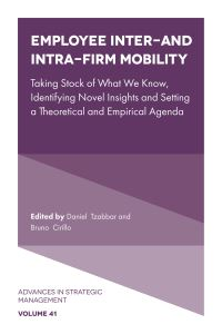 Jacket image for Employee Inter- and Intra-Firm Mobility