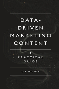 Jacket image for Data-Driven Marketing Content