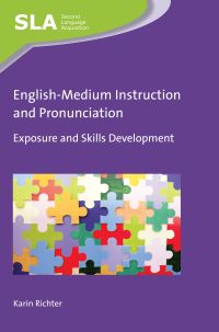 Jacket Image For: English-Medium Instruction and Pronunciation