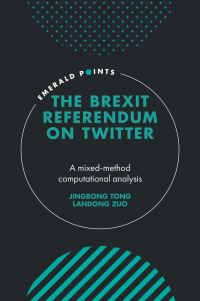 Jacket image for The Brexit referendum on Twitter