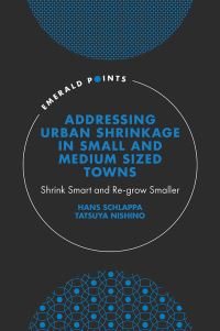 Jacket image for Addressing Urban Shrinkage in Small and Medium Sized Towns