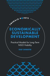 Jacket image for Economically Sustainable Development