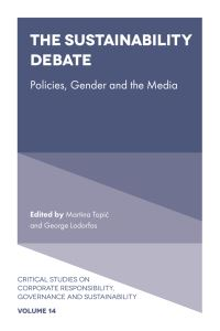 Jacket image for The Sustainability Debate